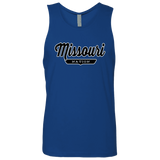 Royal / S Missouri Nation Tank Top - The Nation Clothing