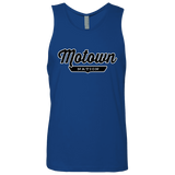 Royal / S Motown Tank Top - The Nation Clothing