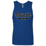 Royal / S Nevada Nation Tank Top - The Nation Clothing