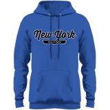 Royal / S New York City Nation Hoodie - The Nation Clothing