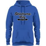 Royal / S Oklahoma City Hoodie - The Nation Clothing