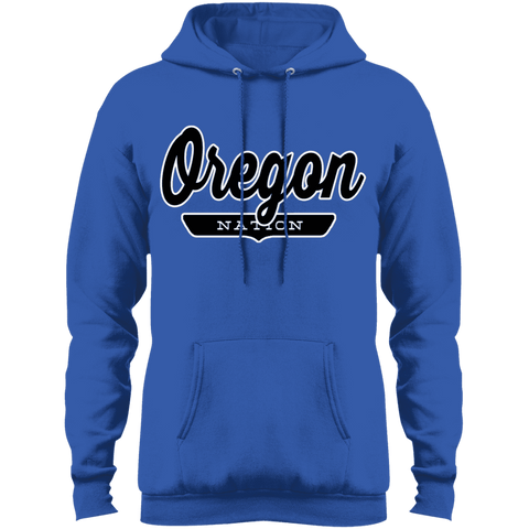 Royal / S Oregon Hoodie - The Nation Clothing