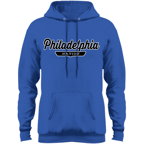 Royal / S Philadelphia Hoodie - The Nation Clothing