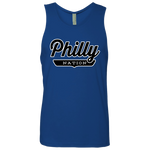 Royal / S Philly Tank Top - The Nation Clothing