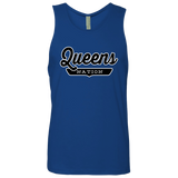 Royal / S Queens Nation Tank Top - The Nation Clothing