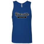 Royal / S Riverside Nation Tank Top - The Nation Clothing