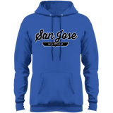 Royal / S San Jose Hoodie - The Nation Clothing