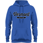 Royal / S Vermont Hoodie - The Nation Clothing