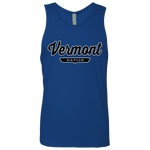 Royal / S Vermont Nation Tank Top - The Nation Clothing