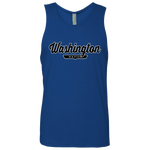 Royal / S Washington D.C. Nation Tank Top - The Nation Clothing