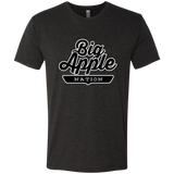 Vintage Black / S Big Apple T-shirt - The Nation Clothing