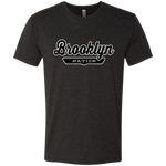 Vintage Black / S Brooklyn Nation T-shirt - The Nation Clothing