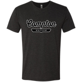 Vintage Black / S Compton Nation T-shirt - The Nation Clothing