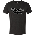 Vintage Black / S Houston Nation T-shirt - The Nation Clothing
