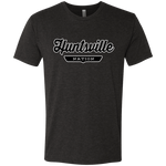 Vintage Black / S Huntsville Nation T-shirt - The Nation Clothing