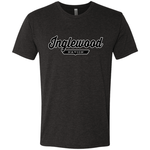 Vintage Black / S Inglewood Nation T-shirt - The Nation Clothing