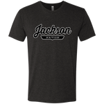 Vintage Black / S Jackson Nation T-shirt - The Nation Clothing