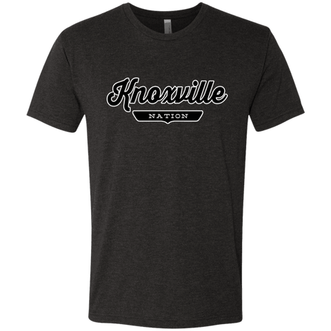 Vintage Black / S Knoxville Nation T-shirt - The Nation Clothing