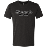 Vintage Black / S Minneapolis Nation T-shirt - The Nation Clothing