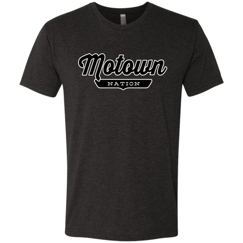 Vintage Black / S Motown T-shirt - The Nation Clothing