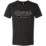 Vintage Black / S Newark Nation T-shirt - The Nation Clothing