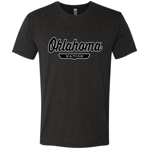 Vintage Black / S Oklahoma Nation T-shirt - The Nation Clothing