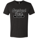 Vintage Black / S Overland Park Nation T-shirt - The Nation Clothing