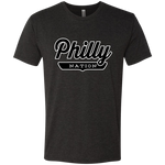 Vintage Black / S Philly T-shirt - The Nation Clothing
