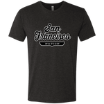 Vintage Black / S San Francisco Nation T-shirt - The Nation Clothing
