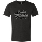 Vintage Black / S Santa Monica Nation T-shirt - The Nation Clothing