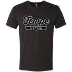 Vintage Black / S Tempe Nation T-shirt - The Nation Clothing