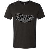 Vintage Black / S Texas Nation T-shirt - The Nation Clothing