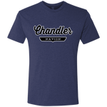 Vintage Navy / S Chandler Nation T-shirt - The Nation Clothing