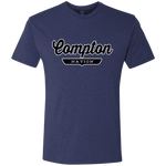 Vintage Navy / S Compton Nation T-shirt - The Nation Clothing