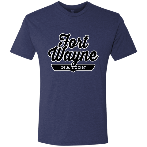 Vintage Navy / S Fort Wayne Nation T-shirt - The Nation Clothing