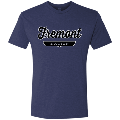 Vintage Navy / S Fremont Nation T-shirt - The Nation Clothing