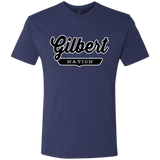 Vintage Navy / S Gilbert Nation T-shirt - The Nation Clothing