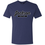 Vintage Navy / S Jackson Nation T-shirt - The Nation Clothing