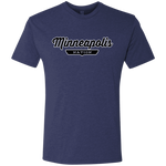 Vintage Navy / S Minneapolis Nation T-shirt - The Nation Clothing