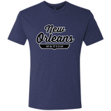 Vintage Navy / S New Orleans Nation T-shirt - The Nation Clothing