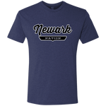 Vintage Navy / S Newark Nation T-shirt - The Nation Clothing