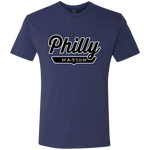 Vintage Navy / S Philly T-shirt - The Nation Clothing