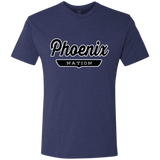 Vintage Navy / S Phoenix Nation T-shirt - The Nation Clothing