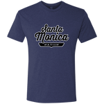 Vintage Navy / S Santa Monica Nation T-shirt - The Nation Clothing