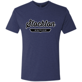 Vintage Navy / S Stockton Nation T-shirt - The Nation Clothing