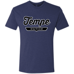 Vintage Navy / S Tempe Nation T-shirt - The Nation Clothing