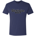 Vintage Navy / S Washington D.C. Nation T-shirt - The Nation Clothing
