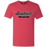 Vintage Red / S Anaheim Nation T-shirt - The Nation Clothing