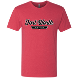 Vintage Red / S Fort Worth Nation T-shirt - The Nation Clothing