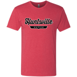 Vintage Red / S Huntsville Nation T-shirt - The Nation Clothing